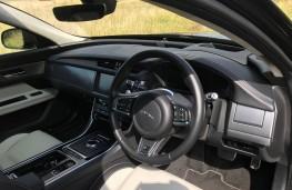 Jaguar XF Sportbrake R-Sport, 2019, interior