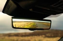 Jaguar XF, 2021, Clearsight mirror