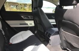 Jaguar XF Sportbrake R-Sport, 2019, rear seats
