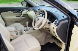 Nissan X-Trail, 2016, interior