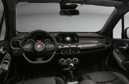 Fiat 500X Sport, 2019, interior