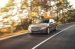 Jaguar XJ, Portfolio, 2016, front