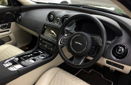 Jaguar XJ50, 2019, interior