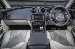 Jaguar XJ LWB Autobiography, 2016, interior