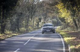 Jaguar XJ LWB Autobiography, 2016, nose