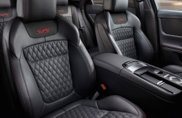 Jaguar XJR575, 2017, seats