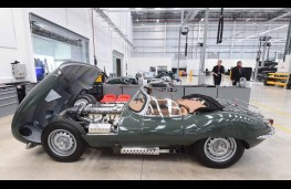 Jaguar Land Rover Classic Works, Jaguar XKSS