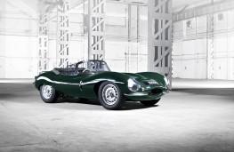 Jaguar XKSS, 1957, original, front