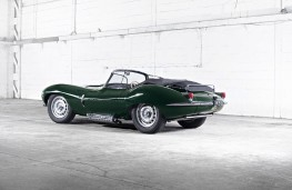 Jaguar XKSS, 1957, original, rear