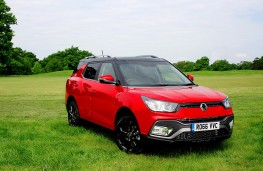 SsangYong Tivoli XLV, front, static