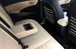 SsangYong Tivoli XLV, rear seats