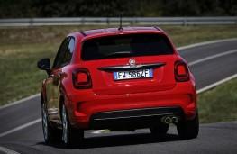 Fiat 500X Sport, 2019, rear