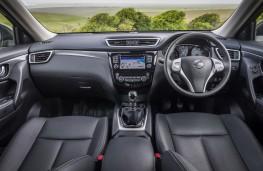 Nissan X-Trail 2.0 dCi, 2017, dashboard