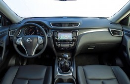 Nissan X-Trail, 2017, interior