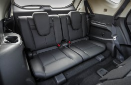 Nissan X-Trail, third row