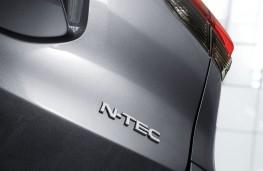 Nissan X-Trail N-Tec, 2020, badge