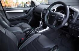 Isuzu D-Max XTR Colour Edition, 2020, interior