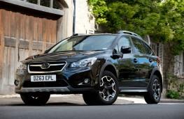Subaru XV, front