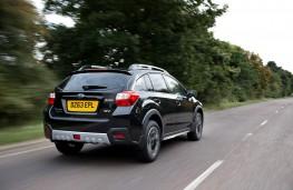 Subaru XV, rear