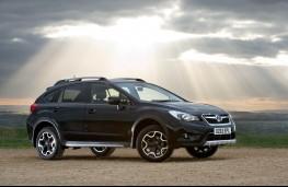 Subaru XV, side