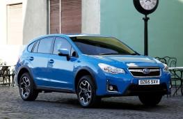 Subaru XV, 2016, front