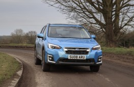Subaru XV e-Boxer, 2020, front