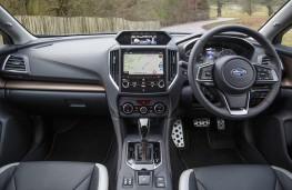 Subaru XV e-Boxer, 2020, interior