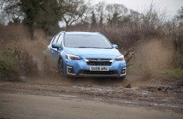 Subaru XV e-Boxer, 2020, off road, mud