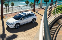 Subaru XV 2015, ovehead