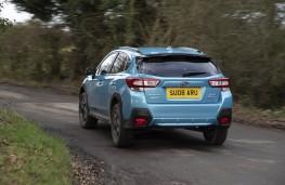 Subaru XV e-Boxer, 2020, rear