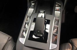 DS 3 Crossback, gear lever