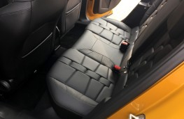DS 3 Crossback, rear seats