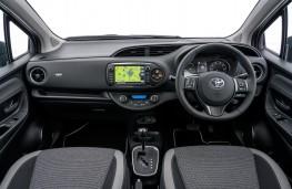 Toyota Yaris Y20, 2019, interior