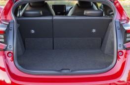 Toyota GR Yaris, 2021, boot