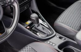 Toyota Yaris, 2020, gear lever