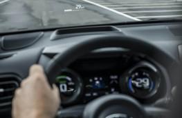 Toyota Yaris, 2020, head up display