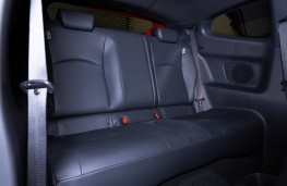 Toyota GR Yaris, 2021, rear seats