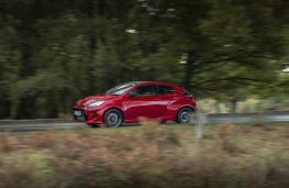 Toyota GR Yaris, 2021, side