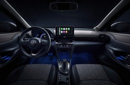 Toyota Yaris Cross, 2020, interior