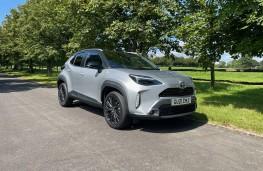 Toyota Yaris Cross, 2021, front