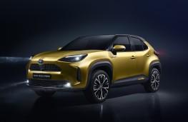 Toyota Yaris Cross, 2020, front, static