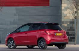 Toyota Yaris Design, 2016, rear