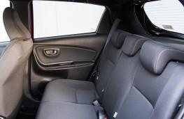 Toyota Yaris Design, 2016, seats