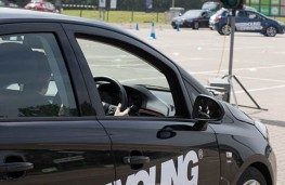 Young Driver training