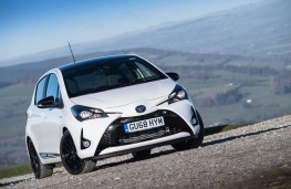 Toyota Yaris GR Sport, 2019, front