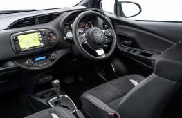 Toyota Yaris GR Sport, 2019, interior