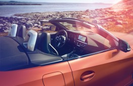 BMW Z4 First Edition, 2018, interior