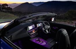 BMW Z4, 2019, interior