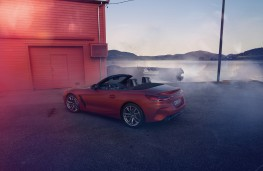 BMW Z4 First Edition, 2018, rear