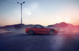 BMW Z4 First Edition, 2018, side